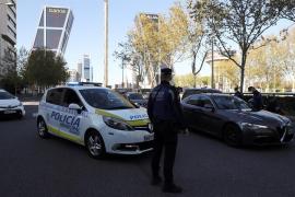 Gran operativo policial con 7.000 agentes para controlar las salidas de Madrid
