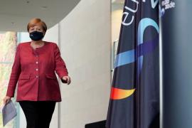Merkel endurecerá las medidas contra el coronavirus si la situación continúa empeorando