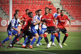 Horario y dónde ver el Lugo-Real Mallorca