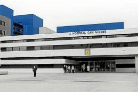 Imagen de archivo del hospital de Can Misses en Ibiza
