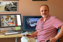 Marcos Mateu Mestre, un mallorquín en el Hollywood de Spielberg y Netflix