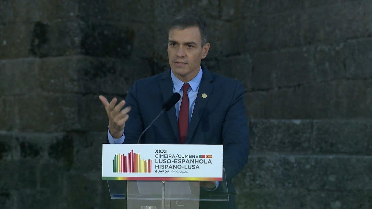 Sánchez defiende el estado de alarma en Madrid: «No podíamos quedarnos con los brazos cruzados»