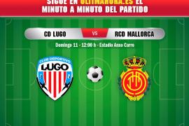 DIRECTO   Lugo-Real Mallorca