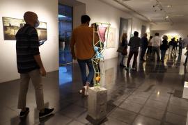 Art i COVID sale a la calle para devolver la visibilidad al arte en sa Pobla