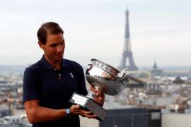 Rafa Nadal logra su 13 Rolan Garros