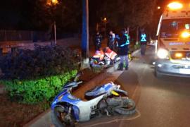 Fallece un hombre de 48 años en un accidente de tráfico en Calvià