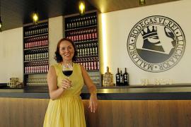 Eugenia Kazachkova : «Los restaurantes cada vez piden más vinos veganos»