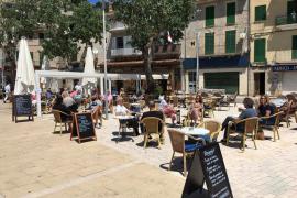 Los ingresos de bares y restaurantes de Mallorca bajan un 62 % en un año