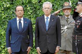 Hollande espera hallar soluciones para España y Grecia en la cumbre de octubre