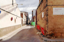El Ajuntament de Llucmajor sustituye los nombres de calles franquistas para cumplir la ley