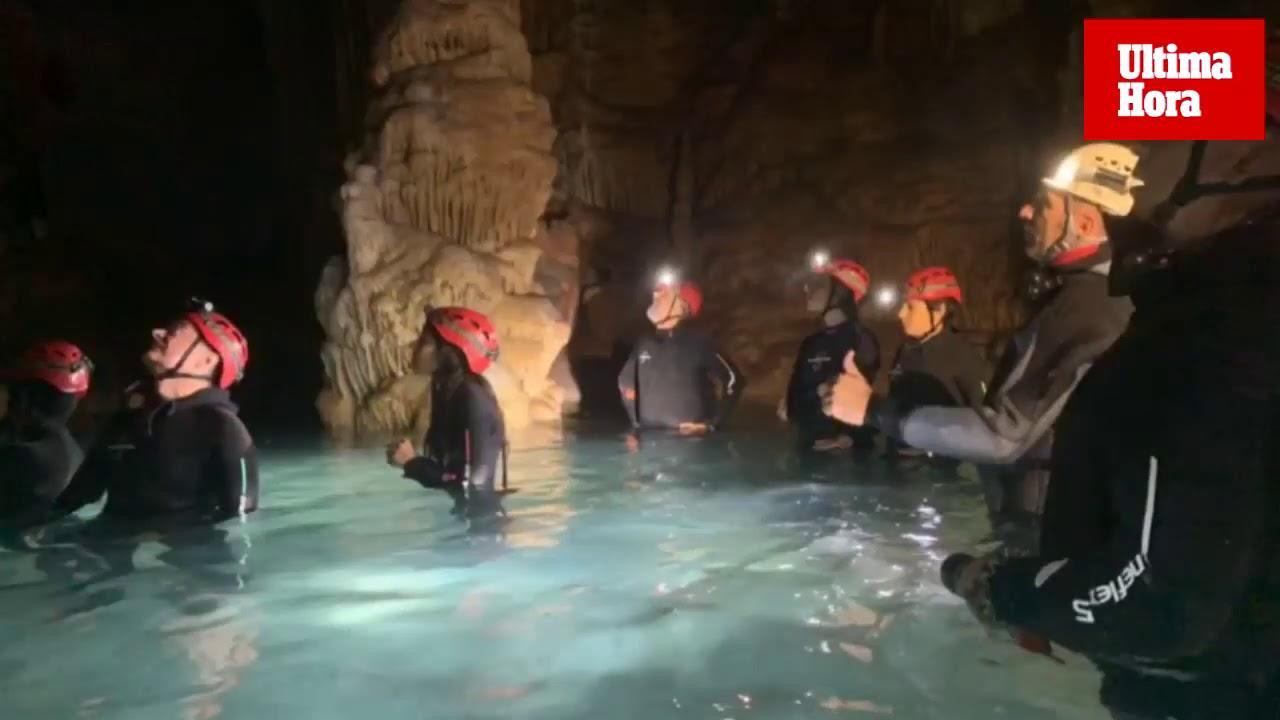 La cueva del Pirata, aventura en familia