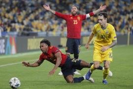 España encaja en Kiev su primera derrota en la Liga de Naciones