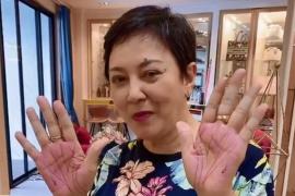 Tatuarse las líneas de la palma de las manos para alterar el destino, una nueva tendencia