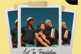 El grupo Lost In Translation actúa en la sala Es Gremi