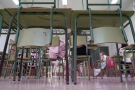 Ligero repunte de los casos de COVID en los colegios de Baleares