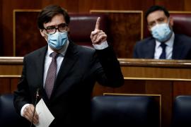 El PP exige la dimisión inmediata de Illa y le acusa de «odiar» a Madrid y a España