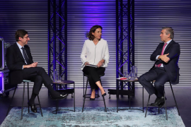 Foro El Económico: Goirigolzarri y Reynés venden optimismo
