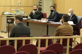 Enrich y Luna, ex futbolista del Mallorca, reconocen haber grabado el vídeo sexual sin consentimiento