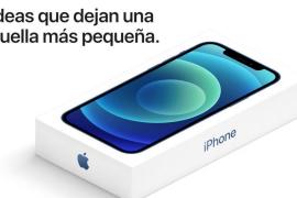 El iPhone 12, sin auriculares ni adaptador de corriente: Apple quiere un teléfono «más respetuoso con el medioambiente»