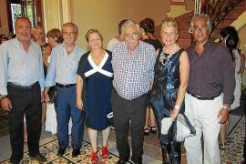 Pere Bonnin presenta en Can Prunera su último libro, 'El Teix'