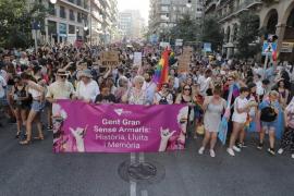 Baleares pide al Gobierno un monolito que recuerde a los represaliados por su orientación sexual