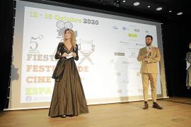 El actor Johnny Depp, galardonado en el Festival de Cine Italo-Español de Palma
