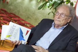 Eduard Punset se fractura la tibia  y el peroné cuando grababa 'Redes'