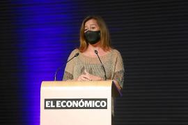 Francina Armengol en el IV Foro El económico