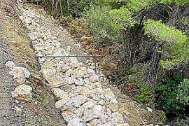 El Gremi de Margers de Mallorca tilda de atentado las obras en la carretera a Andratx