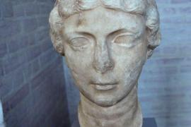 Recuperan en Alemania un busto romano robado en España en 2010