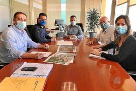 Sant Antoni tendrá para comienzos del año 2021 un nuevo carril bici y un vial para peatones