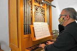 Antífonas marianas para el nuevo órgano