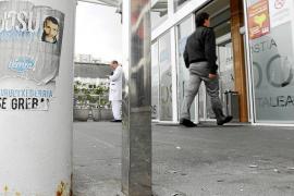 El fiscal recurre la libertad de Josu Uribetxeberria al no ver riesgo para su vida