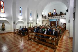 El día de Santa Teresa en es Cubells, en imágenes. (Fotos: Marcelo Sastre)