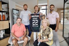 El baloncesto y la familia Palmer