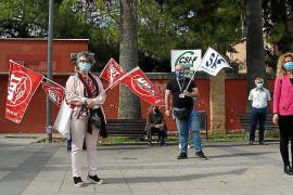 CCOO convoca para la próxima semana una nueva protesta en la Sanidad Pública balear