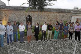 Piezas inéditas evocan en una muestra los 100 años de excavaciones en Son Peretó