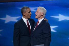 Clinton nomina a Obama, un presidente en el que cree