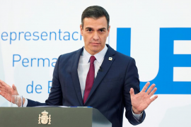 Sánchez propone al PP «un acuerdo ya» para desbloquear la situación del Poder Judicial