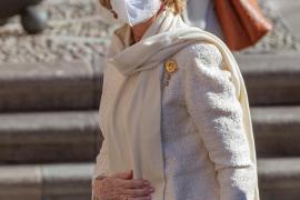 La respuesta de la reina Sofía a la incómoda pregunta sobre el rey Juan Carlos
