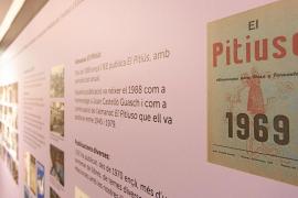 Exposición del Institut d'Estudis Eivissencs
