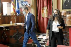 Tijera al presupuesto para fiestas e impulso público al empleo en Palma