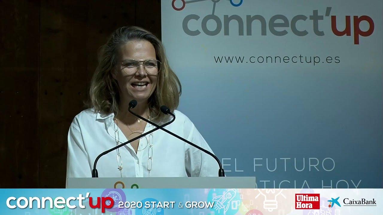 Los premios Connect'Up Start 2020 se hacen realidad