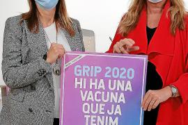 Salut precisa 100.000 vacunas antigripales más para llegar a toda la población de riesgo