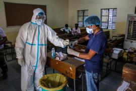 La pandemia de coronavirus rebasa ya los 39 millones de casos en todo el mundo y los 1,1 millones de fallecidos