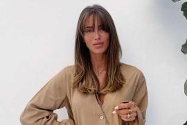 Marta López Álamo sufre una dolencia en la boca a causa del estrés