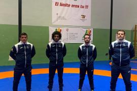 La lucha balear regresa a un Campeonato de España
