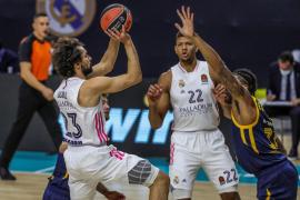 Sergio Llull, séptimo jugador en superar los 3.000 puntos en la Euroliga