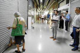 Sintonía entre Cort y los dueños de los locales de las galerías Plaza Major