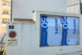 La crisis dispara el robo de puertas de contadores en edificios de Palma
